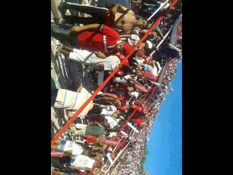 Entrando La Banda N°1 & Recibimiento Huracan LH vs Independiente Rivadavia - La Banda Nº 1 - Huracán Las Heras