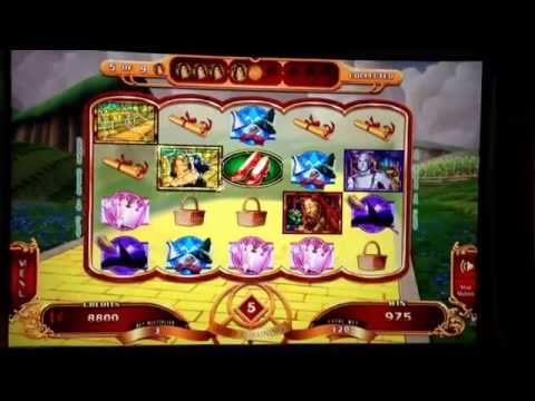 Ruby Slippers 2 Slot Machine Bonus Compilation Aria Casino Las Vegas