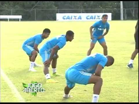 [JOGO ABERTO PE] Sport: Everton Felipe de volta ao trabalho