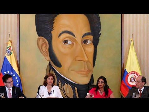 Βενεζουέλα: Προς άνοιγμα των συνόρων με την Κολομβία
