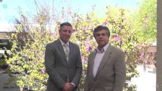 Interview with West Valley College President مصاحبه با بردلی دیویس