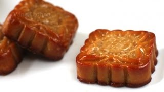 Traditional Mooncake Recipe (Bánh Trung Thu)