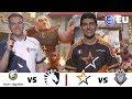 CRL Europe: Team Dignitas v. Team Liquid    Allegiance v. G2 Esports