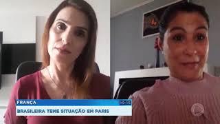 França: brasileira teme situação em Paris