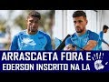 Arrascaeta Fora Do Jogo Contra O Boca E Ederson Inscrit