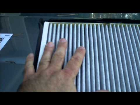 2005 Mercedes E500 4 Matic Cabin Air Filter Replacement (W211)