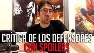 CRÍTICA DE 'LOS DEFENSORES' DE NETFLIX: CON SPOILERS. Jota ya ha podido ver los 8 episodios de 'The Defenders' y nos...