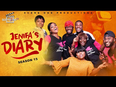 Jenifa's diary Season 15 Trailer- Full Season On SceneOneTV App/www.sceneone.tv