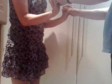 girl finger lock