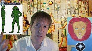 http://www.davidparcerisa.orgAnalizando las distintas representaciones de Dioses Egipcios, observamos extrañas y curiosas analogías de su fisionomía con casos OVNI más recientes. Todo indica como si estos seres pertenecieran a un conjunto de razas extraterrestres.