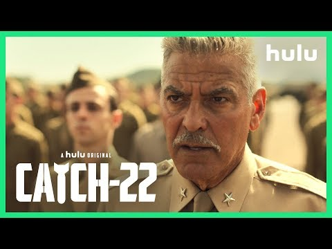 Catch-22 Teaser (Official) • A Hulu Original