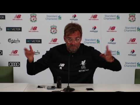 Klopp: 'Thank You Dublin. That A Really Special Experience'