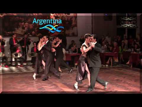 Show de Tango en Salón Canning  La Clandestina y Orquesta La Juan D´Arienzo