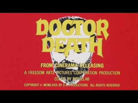 Doctor Death (1973) - Trailer