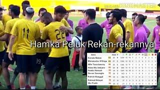 Video Haru, Hamka & 8 Pemain yang Dipecat Sriwijaya Pamit MP3, 3GP, MP4, WEBM, AVI, FLV Oktober 2018