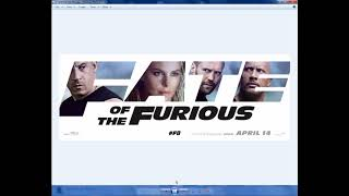 Nonton How to create your Fast and furious 8 banner style in photoshop Film Subtitle Indonesia Streaming Movie Download
