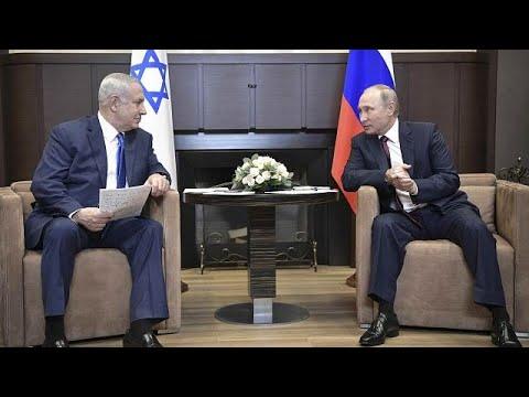 Συνάντηση Πούτιν – Νετανιάχου