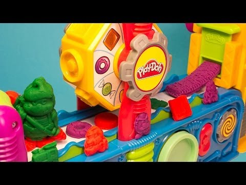 Play Doh Fun Factory Play Doh Mega Fun Factory Hasbro Toys Playdough Plastilina