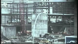 Raw Video: Partial Collapse At Ohio Casino Site
