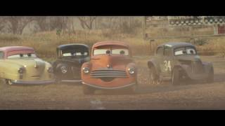 """Disney•Pixar's CARS 3In cinemas nowRating: GVisit: http://disneymovies.co.nzLike us on Facebook: https://www.facebook.com/DisneyPixarAUNZ#Cars3Blindsided by a new generation of blazing-fast racers, the legendary Lightning McQueen (voice of Owen Wilson) is suddenly pushed out of the sport he loves. To get back in the game, he will need the help of an eager young race technician, Cruz Ramirez, with her own plan to win, plus inspiration from the late Fabulous Hudson Hornet and a few unexpected turns. Proving that #95 isn't through yet will test the heart of a champion on Piston Cup Racing's biggest stage!Directed by Brian Fee (storyboard artist """"Cars,"""" """"Cars 2"""") and produced by Kevin Reher (""""A Bug's Life,"""" """"La Luna"""" short), """"Cars 3"""" cruises into cinemas on June 22, 2017."""