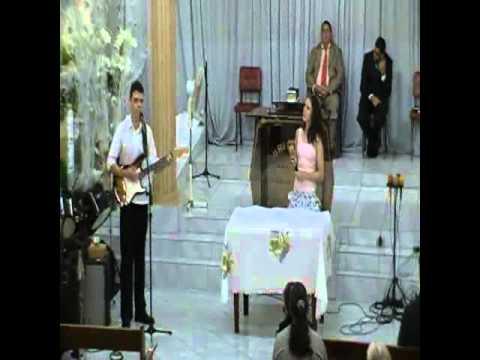 louvor assembleia de deus em porto  amazonas