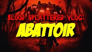 Nonton Abattoir  2016    Blood Splattered Vlog  Horror Movie Review  Film Subtitle Indonesia Streaming Movie Download