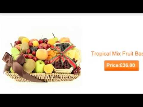 Dried Fruit & Nut Gifts - Order Dried Nuts Fruit Basket