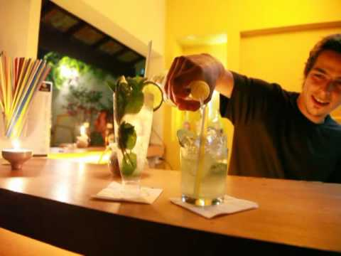 Video avChe Lagarto hostel Paraty