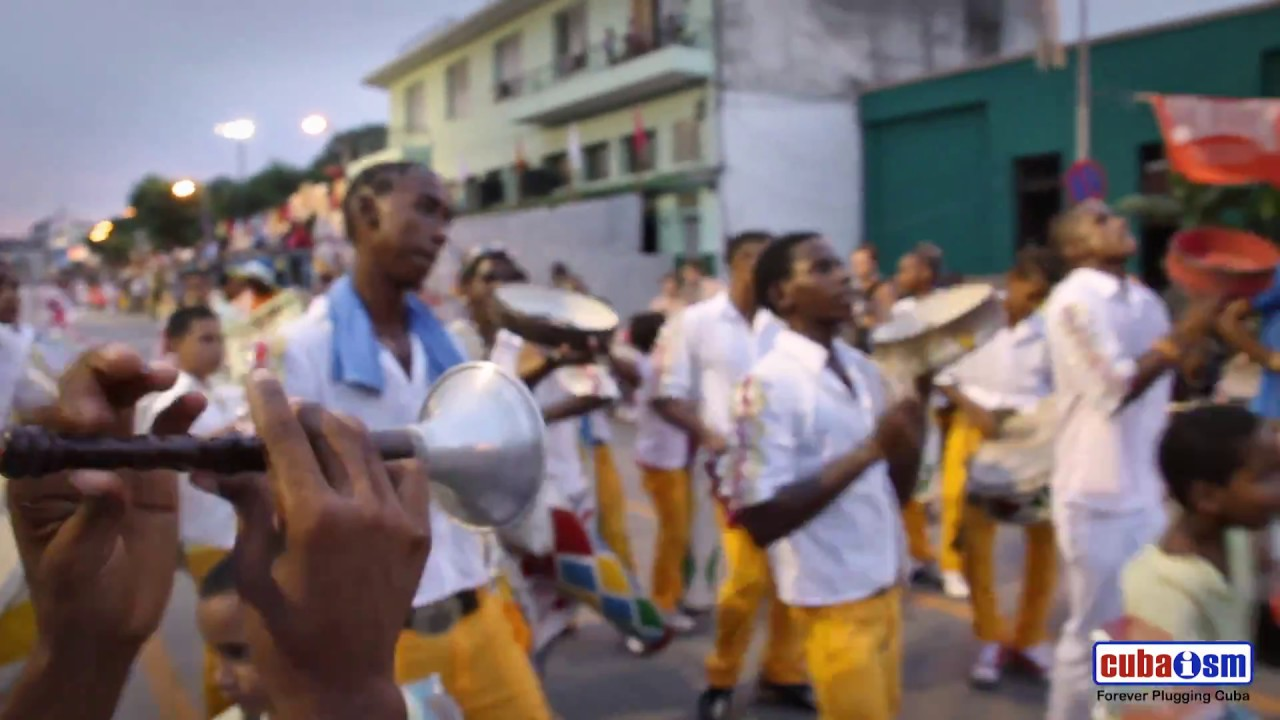 Carnaval Infantil 2011 Santiago - Cuba
