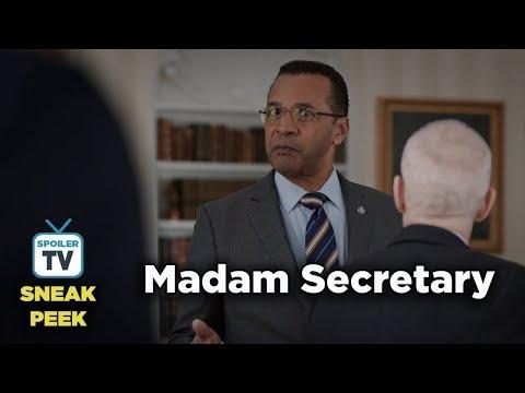 "Madam Secretary 5x14 Sneak Peek 2 ""Something Better"""