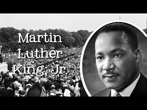 Dr. Martin Luther King, Jr: Biography for Children, American History for Kids - FreeSchool