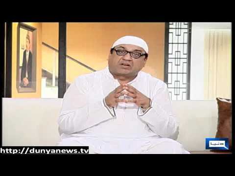 Watch Hasb-e-Haal  18 August 2012
