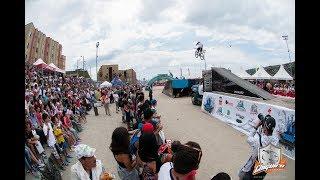 Downhill Urbano de Manizales 2015