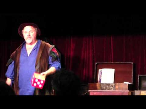 Merlin's Magic & Comedy Show at Rib Trader in Orange