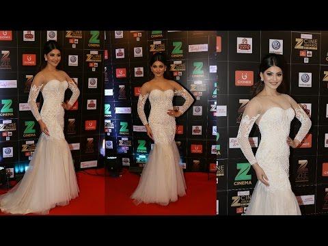 Urvashi Rautela At The Zee Cine Awards 2017