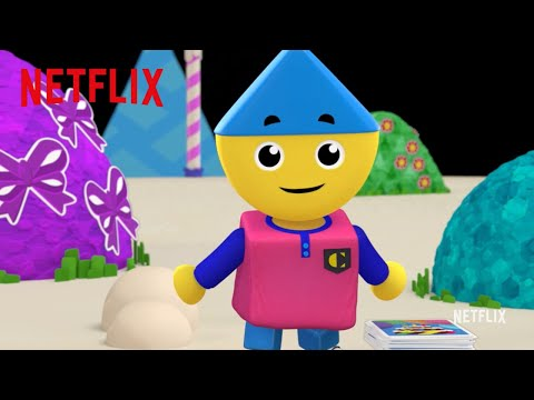 Best Birthday Party Ever! | Charlie's Colorforms City | Netflix