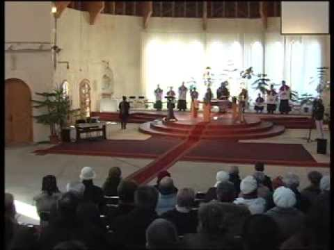 2013-03-03 Vasárnapi szentmise a Gazdagréti Szent Angyalok Plébánián