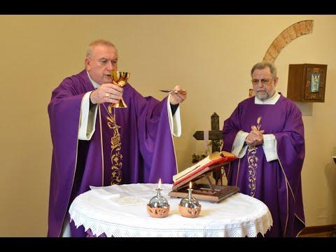 Celebrazione eucaristica presieduta da mons. Franco Giulio Brambilla