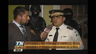 27 Ene 2017 ... ASÍ EXTORSIÓNAN A TAXISTAS - Duration: 4:27. Guatevision Oficial 13,487 nviews · 4:27 · Pretendían desalojarlos de Sanarate - Duration:...