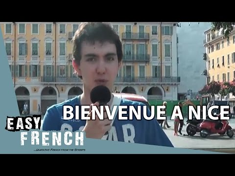 Easy French 2 – Bienvenue à Nice