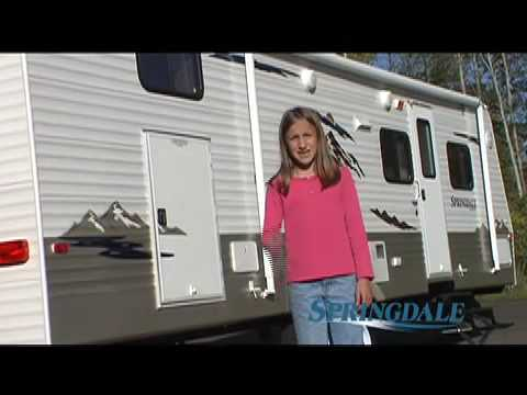 Keystone RV thumbnail for Video: Convenience & Safety - Keystone Springdale