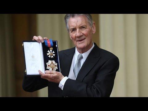 Ένας Monty Python έγινε ιππότης