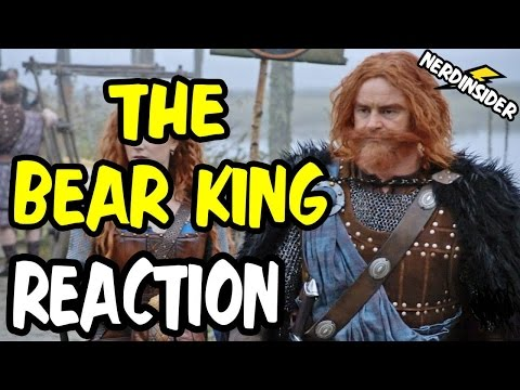 Nerds REACT to ONCE UPON A TIME Season 5 Episode 9 THE BEAR KING