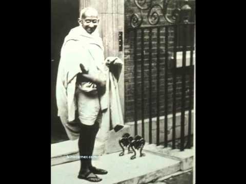 L'ultimo discorso di Gandhi