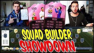 RONALDO vs. MESSI EL CLASICO SQUAD BUILDER SHOWDOWN! ⚽⛔️🔥 - FIFA 17 ULTIMATE TEAM (DEUTSCH) Mp3