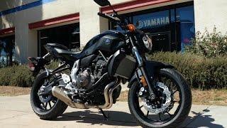 7. 2016 Yamaha FZ-07