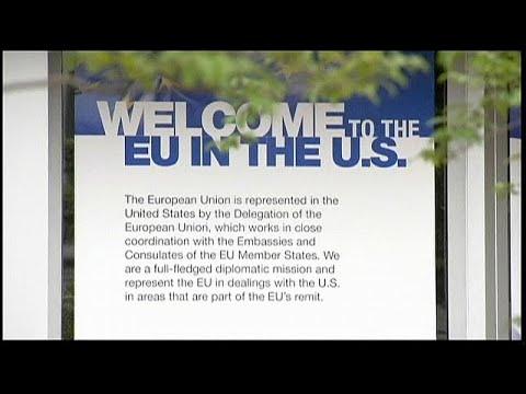 Ο Τραμπ υποβάθμισε διπλωματικά την αντιπροσωπεία της ΕΕ…