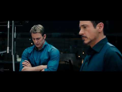 The Avengers 'Argument   We'll Lose' Scene   Avengers  Age of Ultron 2015 Movie Clip