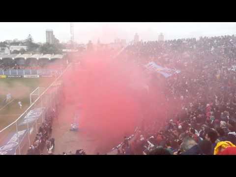 Video - Hinchada de Tigre despidiendo el 2014 en victoria - La Barra Del Matador - Tigre - Argentina