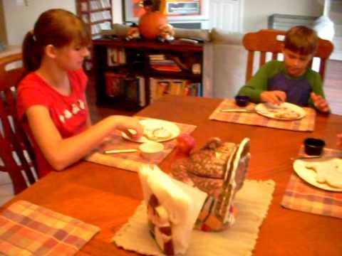 Thanksgiving 2008 - Gingerbread Men